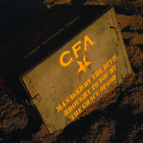 C.F.A. 'Managed By The Devil, Brought To You By The Grace Of God'
