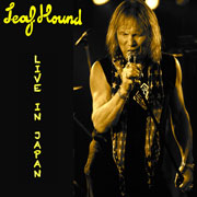 Leaf Hound 'Live In Japan 2012'