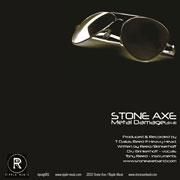 "Stone Axe / Mighty High – Split 7"""