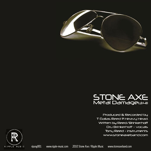 "Stone Axe / Mighty High - Split 7"""