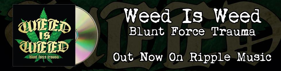 Weed Is Weed