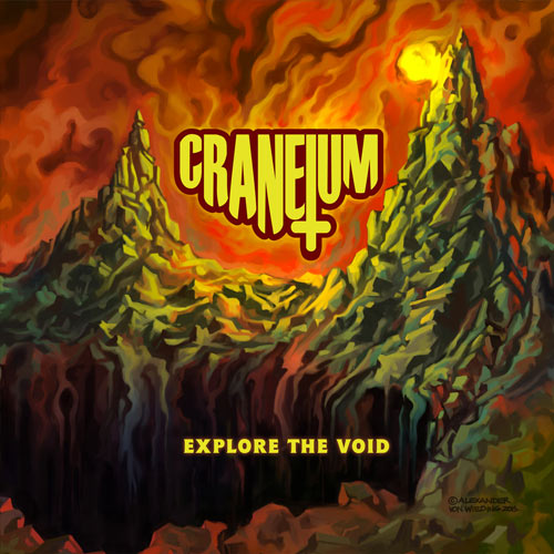 Craneium 'Explore the Void'