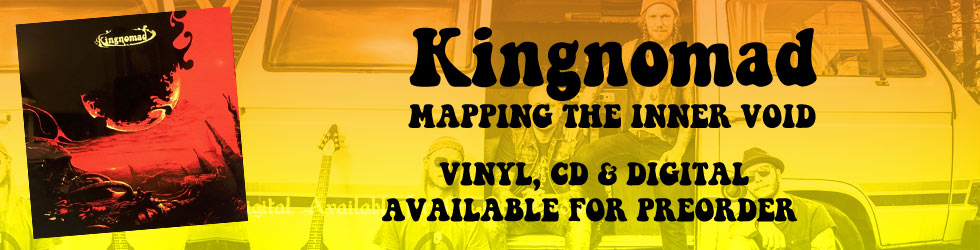 Kingnomad 'Mapping the Inner Void'