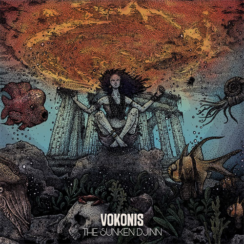 Vokonis 'The Sunken Djinn'