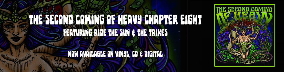 The Second Coming of Heavy Chapter 8