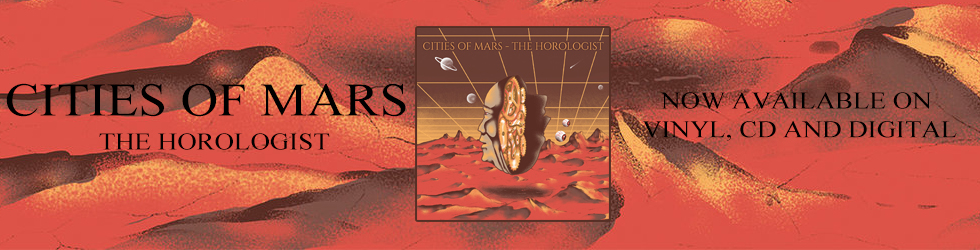 Cities of Mars 'The Horologist'
