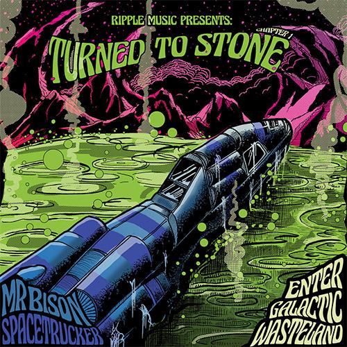 Turned to Stone: Chapter 1 - Enter Galactic Wasteland