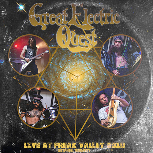 Great Electric Quest 'Live at Freak Valley Festival'